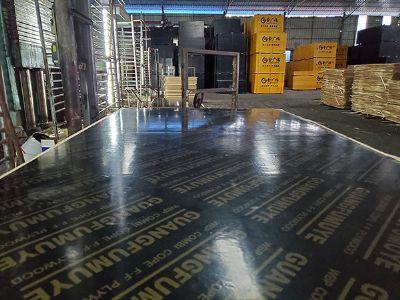 贵港建筑覆膜板